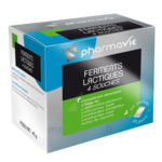 Pharmavie Ferments Lactiques 4 Souches 20 Sachets à Nice