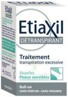 Etiaxil Aisselles Détranspirant Peau Sensibles Roll-on/15ml à Nice