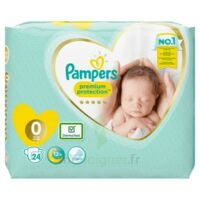 Pampers Premium Protection Couche New Baby Tmicro 1-2,5kg Paquet/24 à Nice
