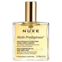 Huile Prodigieuse®- Huile Sèche Multi-fonctions Visage, Corps, Cheveux 100ml à Nice