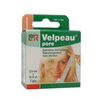 Velpeaupore Sparadrap Microporeux 2,5cmx5m à Nice