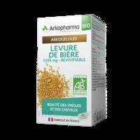 Arkogélules Levure De Bière Revivifiable Bio Gélules Fl/45 à Nice