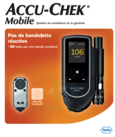 Accu-chek Mobile Lecteur De Glycémie Kit à Nice