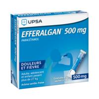 Efferalgan 500 Mg Glé En Sachet Sach/16 à Nice