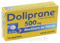 Doliprane 500 Mg Comprimés 2plq/8 (16) à Nice
