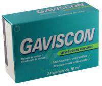 Gaviscon, Suspension Buvable En Sachet à Nice
