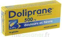 Doliprane 500 Mg Gélules B/16 à Nice