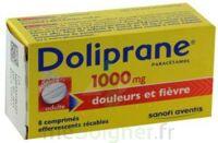Doliprane 1000 Mg Comprimés Effervescents Sécables T/8 à Nice