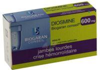 Diosmine Biogaran Conseil 600 Mg, Comprimé Pelliculé à Nice
