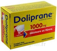 Doliprane 1000 Mg Poudre Pour Solution Buvable En Sachet-dose B/8 à Nice