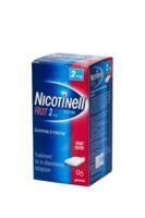 Nicotinell Menthe Fraicheur 2 Mg Sans Sucre, Gomme à Mâcher Médicamenteuse 8plq/12 (96) à Nice