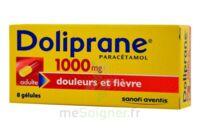 Doliprane 1000 Mg Gélules Plq/8 à Nice
