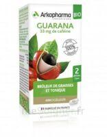 Arkogélules Guarana Bio Gélules Fl/45 à Nice