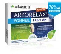Arkorelax Sommeil Fort 8h Comprimés B/15 à Nice