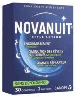 Novanuit Triple Action Comprimés B/30 à Nice