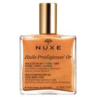 Huile Prodigieuse® Or - Huile Sèche Multi-fonctions Visage, Corps, Cheveux100ml à Nice