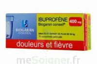 Ibuprofene Biogaran Conseil 400 Mg, Comprimé Pelliculé à Nice