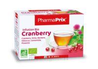 Infusion Bio Cranberry à Nice
