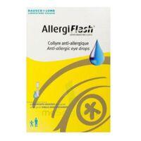 Allergiflash 0,05 %, Collyre En Solution En Récipient Unidose à Nice