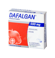 Dafalgan 500 Mg Comprimés Effervescents Sécables Film/16 à Nice