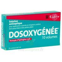 Dosoxygenee 10 Volumes, Solution Pour Application Cutanée En Récipient Unidose à Nice