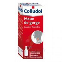 Colludol Solution Pour Pulvérisation Buccale En Flacon Pressurisé Fl/30 Ml + Embout Buccal à Nice