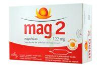 Mag 2 122 Mg S Buv En Ampoule Sans Sucre édulcoré à La Saccharine Sodique 30amp/10ml à Nice
