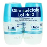 Etiaxil Deo 48h Roll-on Lot 2 à Nice