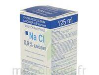 Sodium 0,9% Lav Inj Fv125ml 1 à Nice