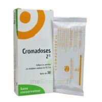 Cromadoses 2 Pour Cent, Collyre En Solution En Récipient Unidose à Nice