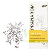 Pranarom Huile Végétale Bio Macadamia 50ml à Nice