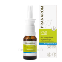 Pranarom Allergoforce Spray Nasal à Nice