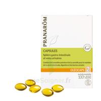 Pranarom Oleocaps 2 Caps Confort Gastro-intestinal à Nice