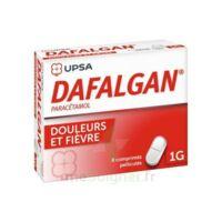 Dafalgan 1000 Mg Comprimés Pelliculés Plq/8 à Nice