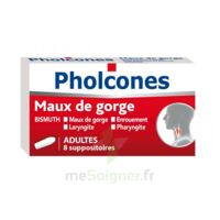 Pholcones Bismuth Adultes, Suppositoire à Nice