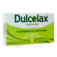Dulcolax 5 Mg Comprimés Enrobés Gastro-résistants Plq/30 à Nice