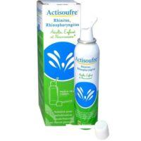 Actisoufre Solution Pour Pulvérisation Buccale/nasale En Flacon Pressurisé Fl Press/100ml à Nice