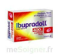 Ibupradoll 400 Mg Caps Molle Plq/10 à Nice