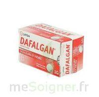 Dafalgan 1000 Mg Comprimés Effervescents B/8 à Nice