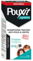 Pouxit Shampoo Shampooing Traitant Antipoux Fl/200ml+peigne à Nice