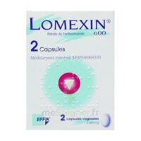 Lomexin 600 Mg Caps Molle Vaginale Plq/2 à Nice
