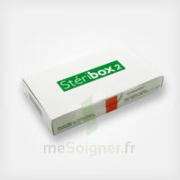 Stéribox Kit Prévention Et Hygiène Pour Les Toxicomanes Avec Seringues 100ui/ml à Nice