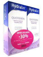 Hydralin Quotidien Gel Lavant Usage Intime 2*400ml à Nice