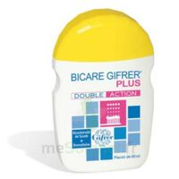 Gifrer Bicare Plus Poudre Double Action Hygiène Dentaire 60g