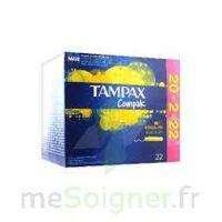 Tampax Compak - Tampon Régulier à Nice