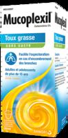 Mucoplexil 5 % Sirop édulcoré à La Saccharine Sodique Sans Sucre Adulte Fl/250ml à Nice