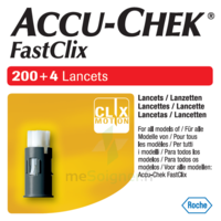 Accu-chek Fastclix Lancettes B/204 à Nice