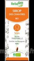 Herbalgem Sirop Bio Des Chantres 150ml à Nice