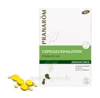 Aromaforce Caps Inhalation Bio B/15 à Nice