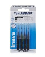 Inava Brossettes Mono-compact Noir Iso 0- 0,6mm à Nice
